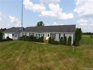 Photo of 2599 S SUMMERS RD, Imlay City, MI 48444-9715 (MLS # 21622706)