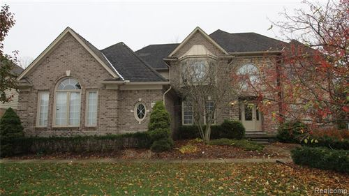 Photo of 11226 WILSHIRE DR, Shelby Township, MI 48315-6675 (MLS # 40001706)
