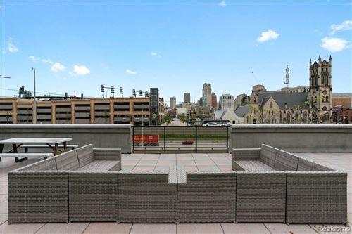 Tiny photo for 66 WINDER ST, Detroit, MI 48201-3132 (MLS # 40244707)