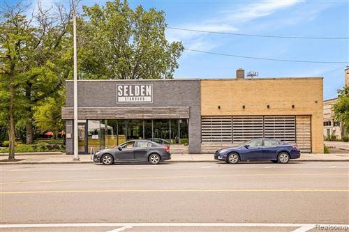 Tiny photo for 438 SELDEN ST, Detroit, MI 48201-1793 (MLS # 40244709)