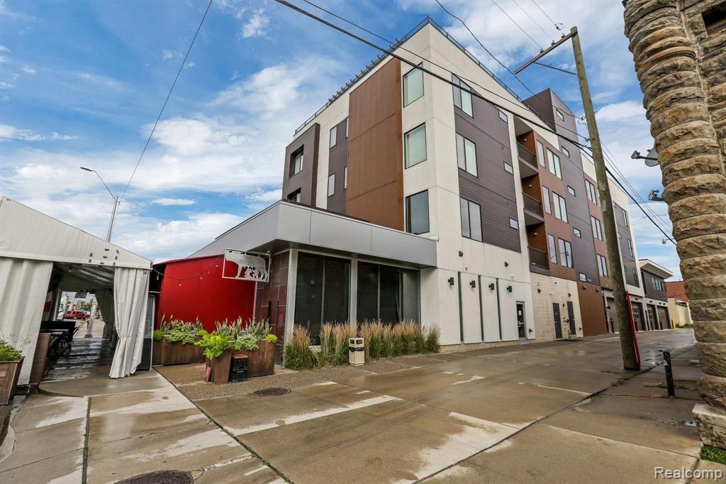 Photo for 438 SELDEN ST, Detroit, MI 48201-1793 (MLS # 40244709)