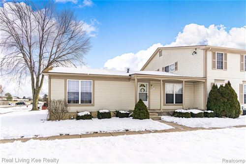 Photo of 8932 SCOTIA DR, Sterling Heights, MI 48312-3614 (MLS # 40018715)