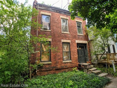 Photo of 1356 LABROSSE ST, Detroit, MI 48226-1014 (MLS # 40143719)