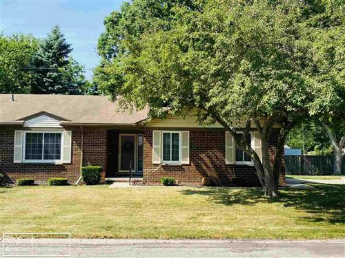 Photo of 22708 Shoreview, Saint Clair Shores, MI 48082 (MLS # 50015720)