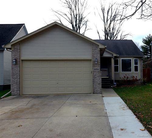Photo of 24354 HARRISON ST, Clinton Township, MI 48035-3833 (MLS # 40005726)