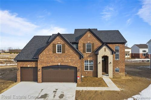 Photo of 51640 VALLEY VIEW CRT, Chesterfield, MI 48051- (MLS # 40016727)