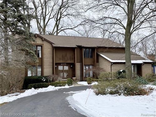Tiny photo for 4375 MIDDLETON DR, Bloomfield Hills, MI 48302-1630 (MLS # 40136735)