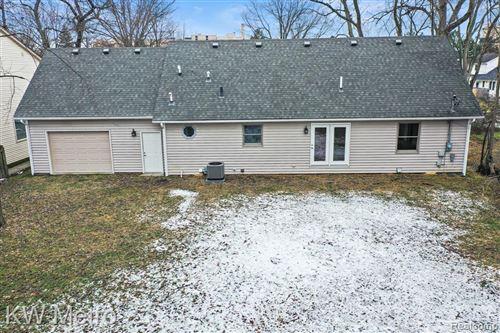 Tiny photo for 3259 HARVARD RD, Royal Oak, MI 48073-6608 (MLS # 40136736)
