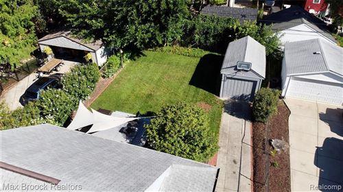 Tiny photo for 49 MAYWOOD AVE, Pleasant Ridge, MI 48069-1232 (MLS # 40096737)