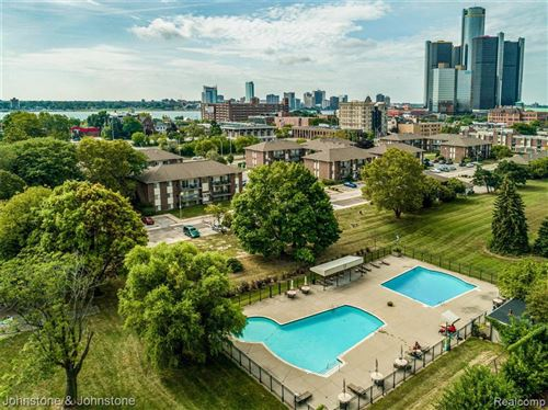 Tiny photo for 1300 E LAFAYETTE ST, Detroit, MI 48207-2905 (MLS # 40069741)