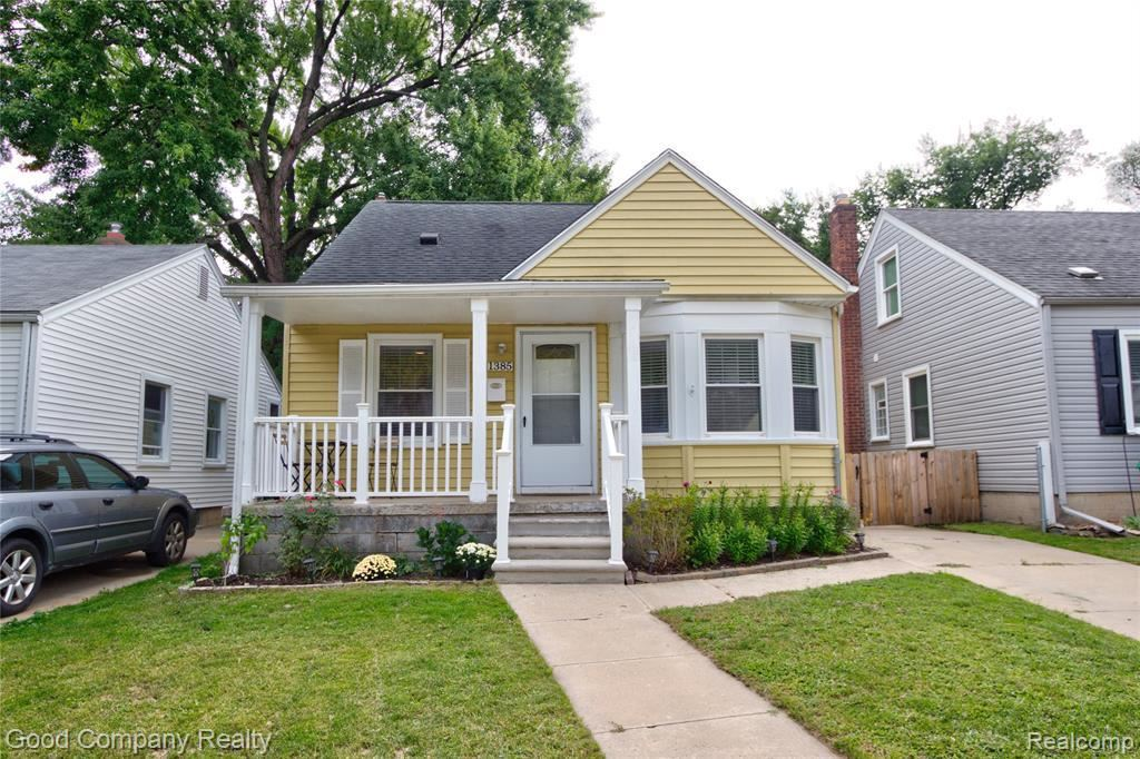 Photo for 1385 FIELDING ST, Ferndale, MI 48220-2315 (MLS # 40098741)
