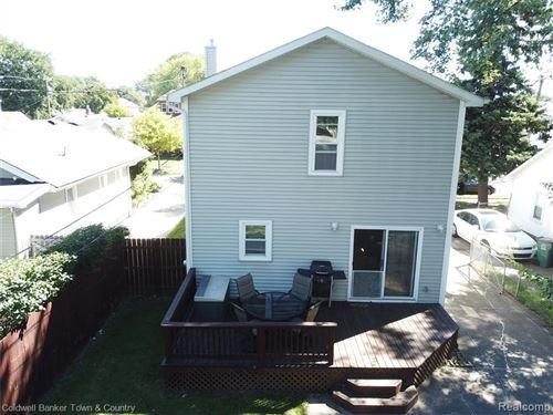 Tiny photo for 1845 SYMES ST, Ferndale, MI 48220- (MLS # 40099743)