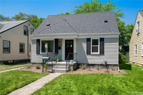 Photo of 1949 HYLAND ST, Ferndale, MI 48220-3803 (MLS # 40072744)