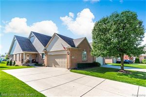 Photo of 17532 AVERHILL BLVD, Macomb, MI 48042-4143 (MLS # 30774745)