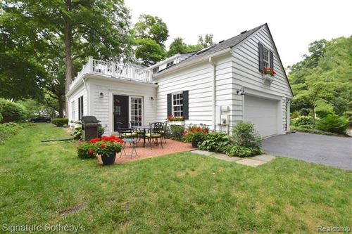 Tiny photo for 580 HAMILTON RD, Bloomfield Hills, MI 48301-2548 (MLS # 40071746)