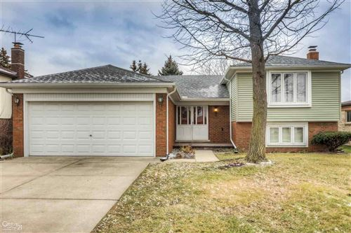 Photo of 13750 Brougham Dr, Sterling Heights, MI 48312 (MLS # 50001751)