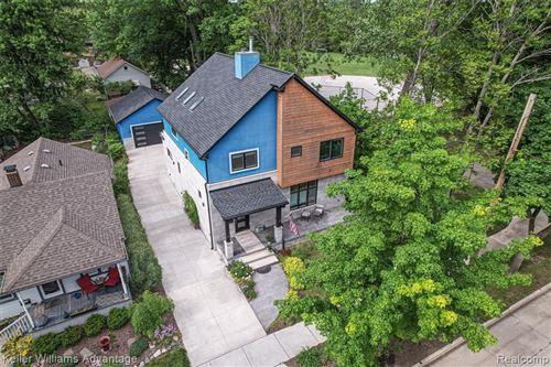 Tiny photo for 65 SYLVAN AVE, Pleasant Ridge, MI 48069 (MLS # 40179758)
