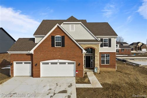 Photo of 51622 VALLEY VIEW CRT, Chesterfield, MI 48051- (MLS # 40016759)