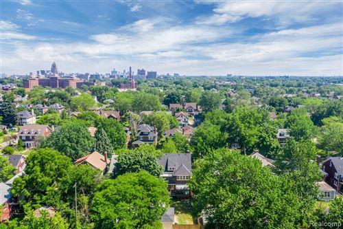 Tiny photo for 1448 LONGFELLOW ST, Detroit, MI 48206-2048 (MLS # 40068768)