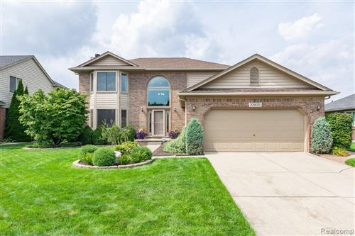 Photo of 22625 BLUEWATER DR, Macomb, MI 48044-3746 (MLS # 40098769)