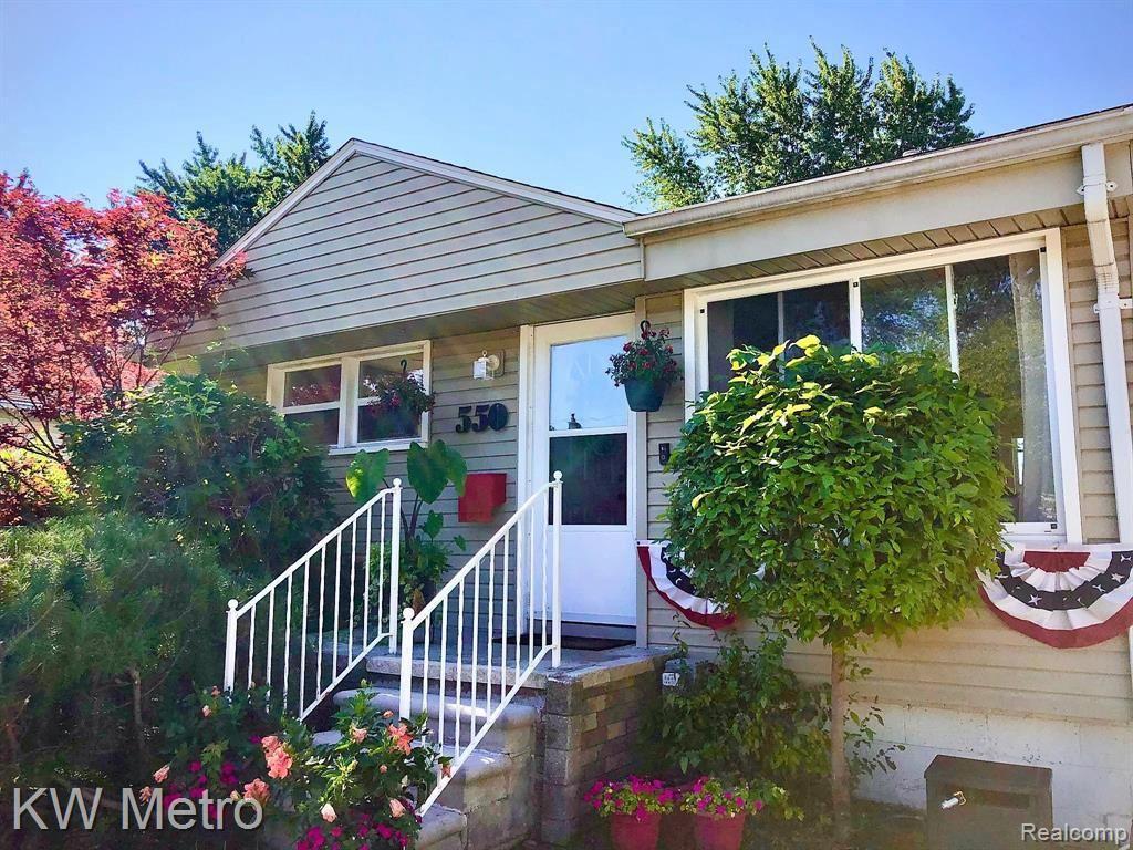 550 CAMDEN ST, Ferndale, MI 48220-2643 - MLS#: 40149769