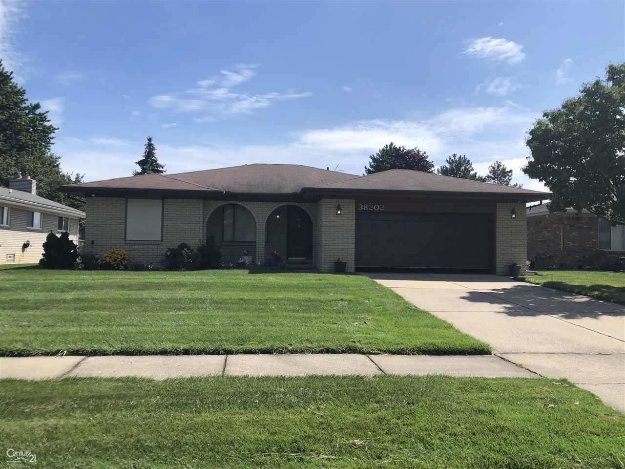38202 Sleigh Dr, Sterling Heights, MI 48310 - #: 50057777