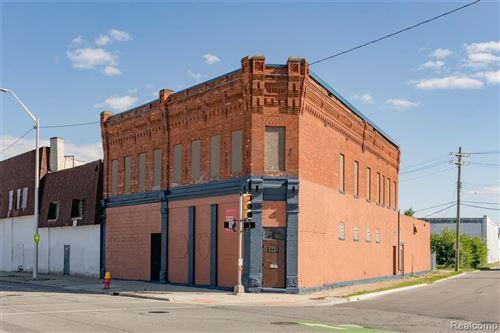 Photo of 3461 MICHIGAN AVE, Detroit, MI 48216-1040 (MLS # 40104781)