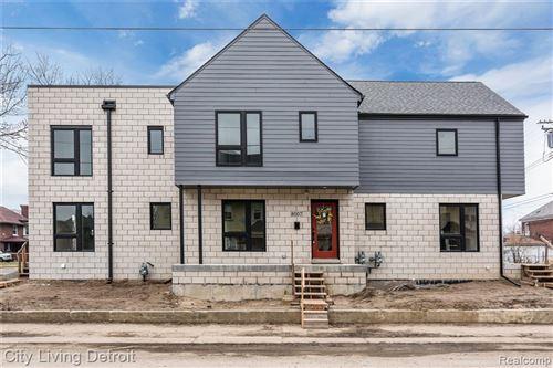 Tiny photo for 102 MARSTON ST, Detroit, MI 48202- (MLS # 40040786)
