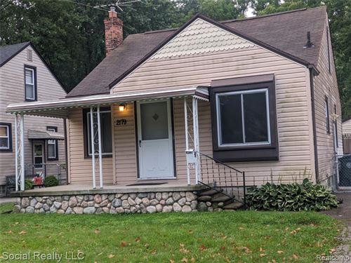 Photo of 2179 E EIGHT MILE ST, Grosse Pointe Woods, MI 48236- (MLS # 40102793)