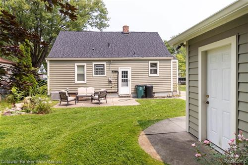 Tiny photo for 1912 DALLAS AVE, Royal Oak, MI 48067-3576 (MLS # 40200794)