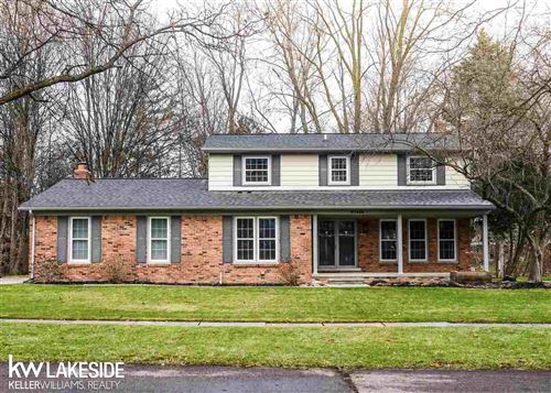 Photo of 47429 Alliance Ct, Shelby Township, MI 48315 (MLS # 50001794)