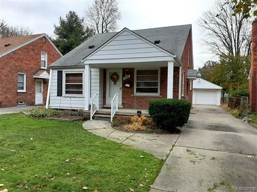 Photo of 20273 WOODMONT ST, Harper Woods, MI 48225-1834 (MLS # 30784799)