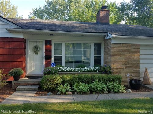 Photo of 15566 KIRKSHIRE AVE, Beverly Hills, MI 48025-3350 (MLS # 40029807)