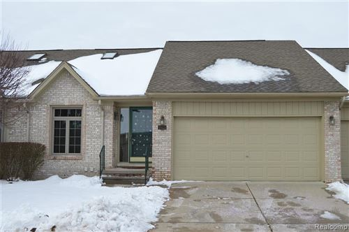 Photo of 35323 KINGS FOREST BLVD, Clinton Township, MI 48035-2184 (MLS # 40018809)