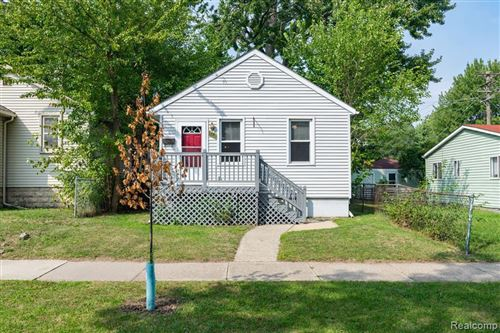 Photo of 1803 CHANNING ST, Ferndale, MI 48220-2674 (MLS # 40007822)