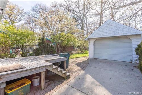 Tiny photo for 413 N WILSON AVE, Royal Oak, MI 48067-5110 (MLS # 40168828)