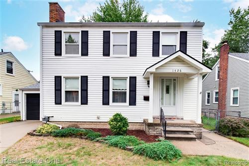 Tiny photo for 1426 PEARSON ST, Ferndale, MI 48220-3119 (MLS # 40238828)