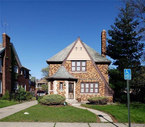 Photo of 18080 CHERRYLAWN ST, Detroit, MI 48221-2510 (MLS # 40171835)