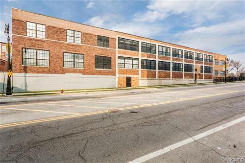 Tiny photo for 5766 TRUMBULL AVE, Detroit, MI 48208-1776 (MLS # 40071840)