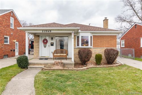 Photo of 22949 DOREMUS ST, Saint Clair Shores, MI 48080-2749 (MLS # 40005843)