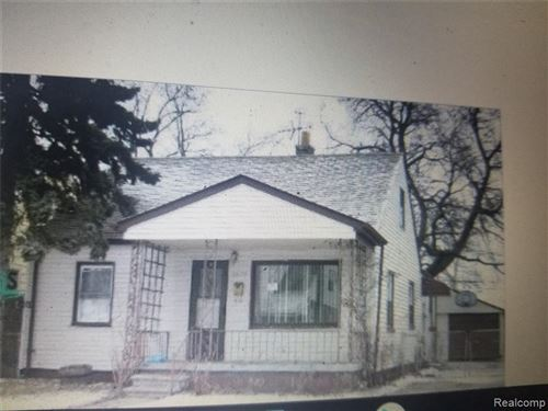 Photo of 8679 CADILLAC AVE, Warren, MI 48089-2401 (MLS # 40006848)