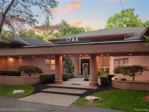 Tiny photo for 1744 HERON RIDGE DRIVE, Bloomfield Hills, MI 48302-0723 (MLS # 40244848)