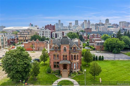 Photo of 104 EDMUND PLC, Detroit, MI 48201 (MLS # 40204850)