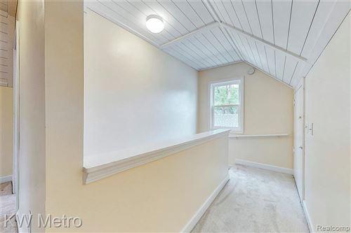 Tiny photo for 1567 W SARATOGA ST, Ferndale, MI 48220-1659 (MLS # 40184854)