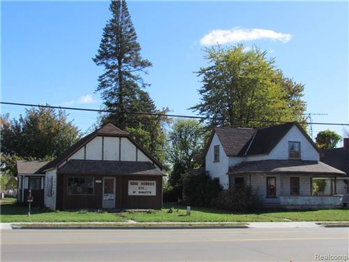 Photo of 3441 MAIN ST, Marlette, MI 48453-1240 (MLS # 21379856)