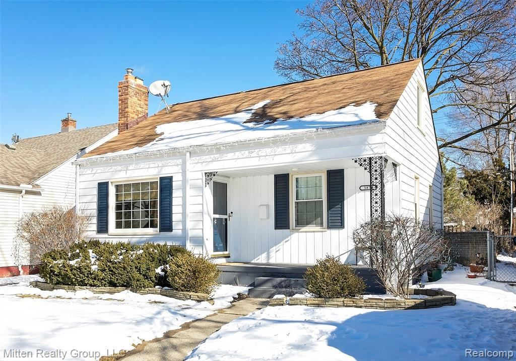 Photo for 1876 HYLAND ST, Ferndale, MI 48220-1239 (MLS # 40145857)