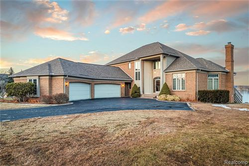 Photo of 3645 RIVER RD, East China, MI 48054-2207 (MLS # 40022862)