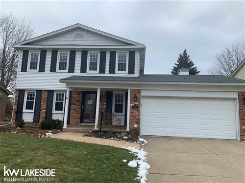 Photo of 40334 Mt Vernon Dr, Sterling Heights, MI 48313 (MLS # 50005863)