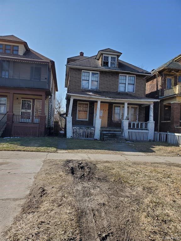 3827 GARLAND ST, Detroit, MI 48214-1594 - #: 40034863
