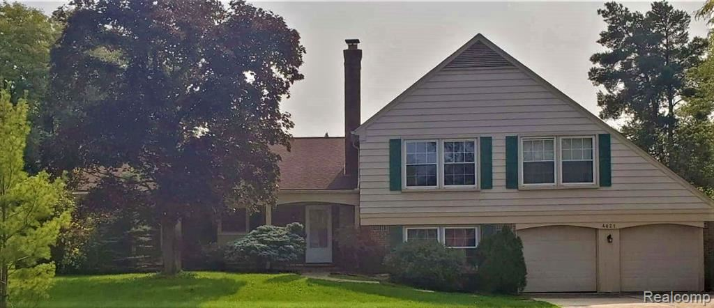 4021 OLD DOMINION DR, West Bloomfield, MI 48323-2654 - MLS#: 40103863